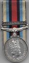 Afghanistan Operational Service Medal to RLC