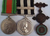 SJAB Cornwall and Red Cross Medal Group