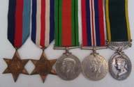WW2 Territorial Medal Group to Royal Engineers