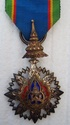 Thailand Order of the Crown Breat Badge